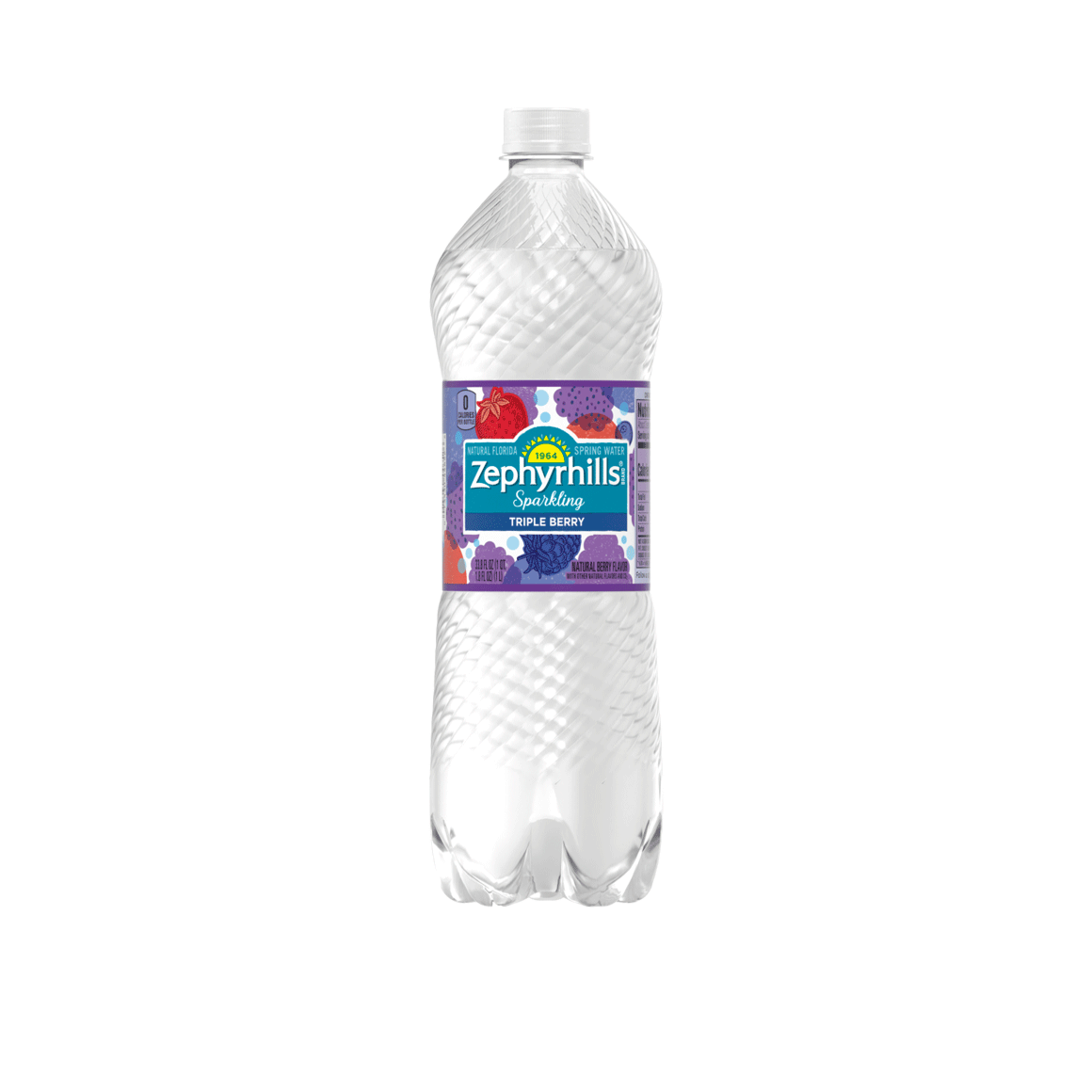 Zephyrhills® Triple Berry Sparkling Water Image2