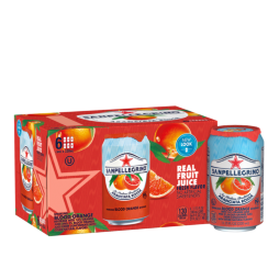 Sanpellegrino® Sparkling Fruit Beverages - Aranciata Rossa/Blood Orange