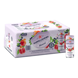 Sanpellegrino® Momenti Sparkling Fruit Beverages - Pomegranate & Black Currant