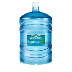 Zephyrhills® 100% Natural Spring Water (No Spill) - 5 Gallon - Bottle - Case of 1