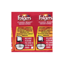 Folgers® Regular Vacket