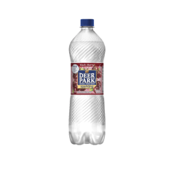 Deer Park® Brand Sparkling 100% Natural Spring Water - Black Cherry