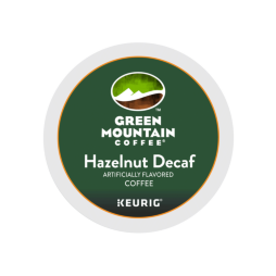 Keurig® Green Mountain Coffee® Decaf Hazelnut K-Cup®