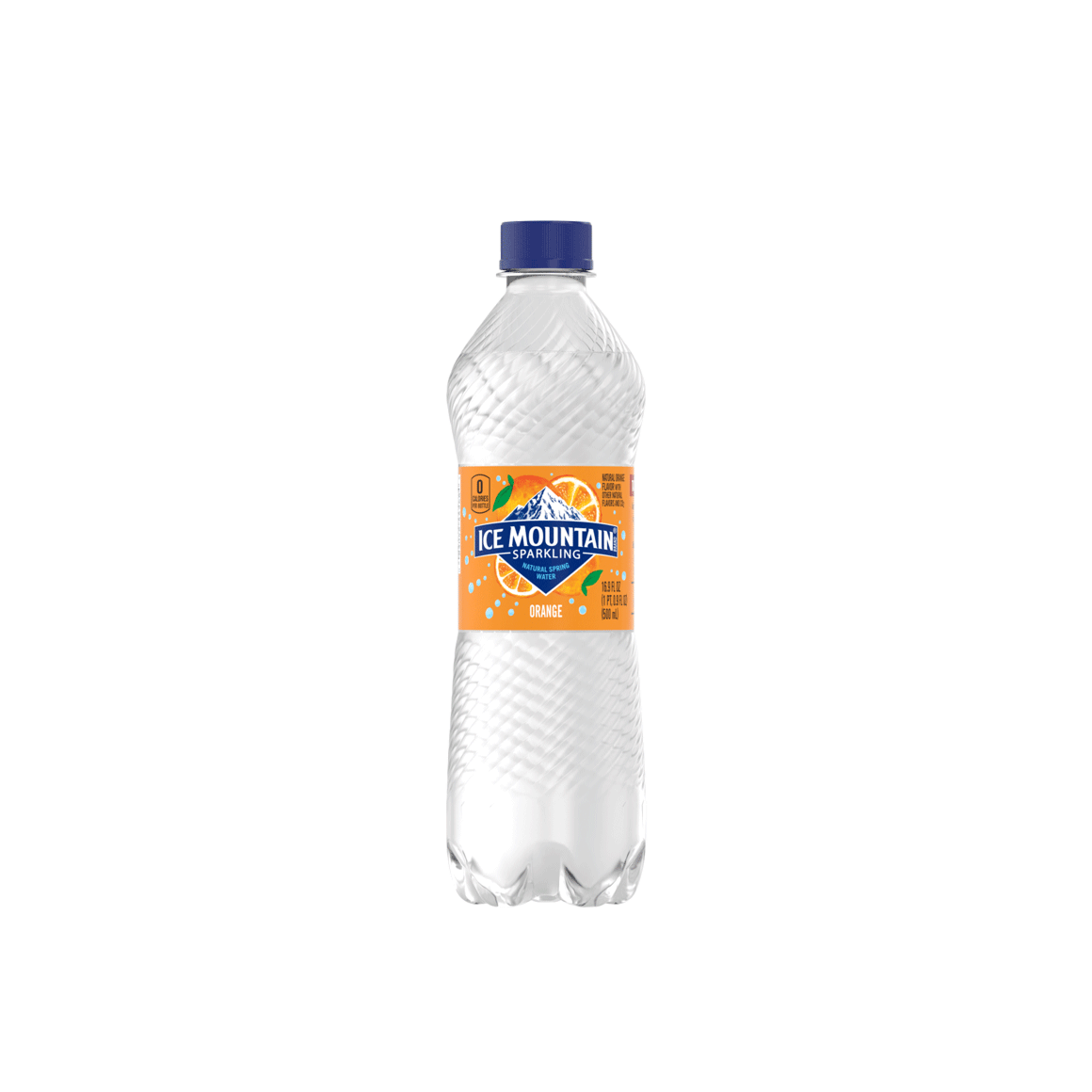 Ice Mountain® Orange Sparkling Water Image2