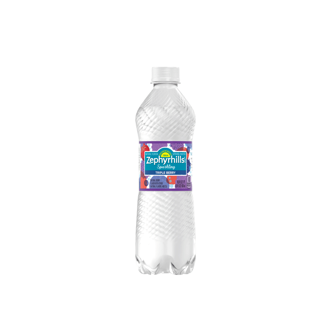 Zephyrhills® Rainbow Flavored Sparkling Water Variety Pack Image3