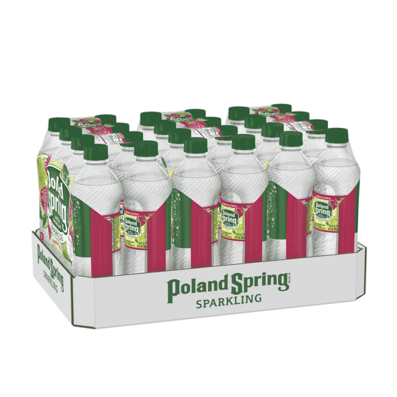 Poland Spring® Raspberry Lime Sparkling Water