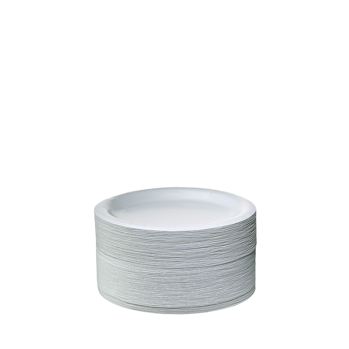 Paper Plates - 9 inch - Box - Sleeve of 100