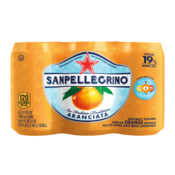 Sanpellegrino® Sparkling Fruit Beverages - Aranciata/Orange