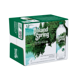 Poland Spring® Origin Natural Spring Water