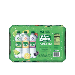 Poland Spring® Rainbow Flavored Sparkling Water Variety Pack