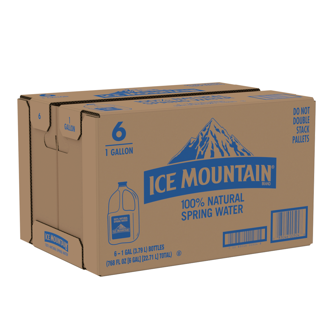 Ice Mountain® 100% Natural Spring Water with Handle Image1