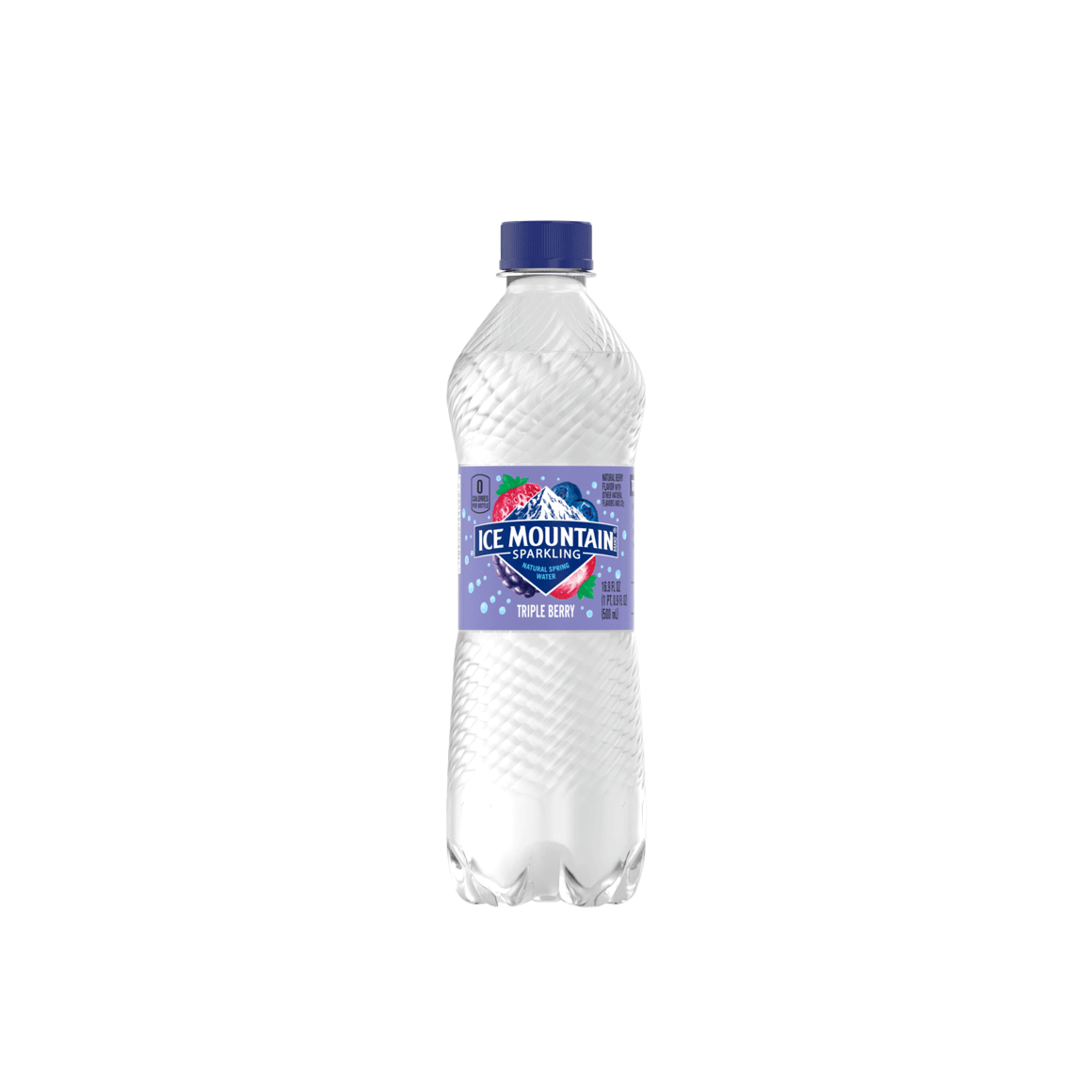 Ice Mountain® Triple Berry Sparkling Water Image2