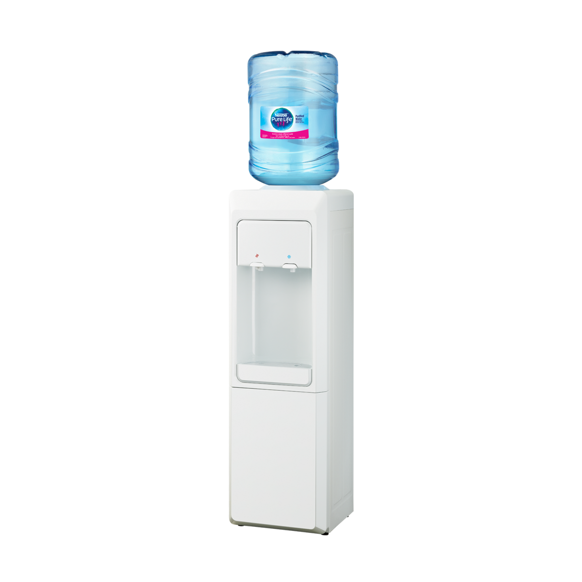 Accessor Series Hot & Cold Water Dispenser White (Buy Only) Image1