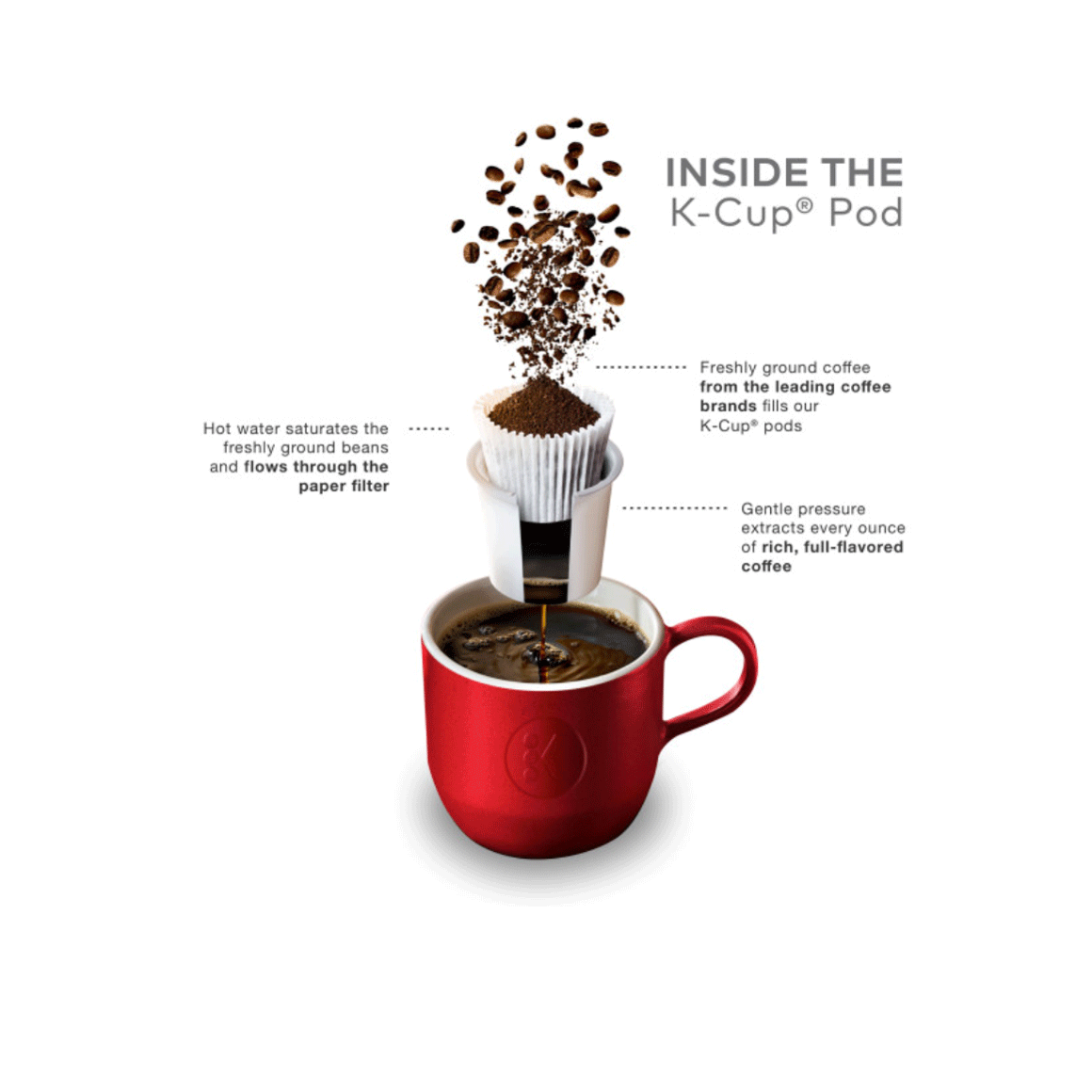 internal diagram of k cup coffee pod Image3