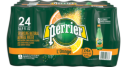 Perrier® Sparkling Carbonated Mineral Water -  L'Orange