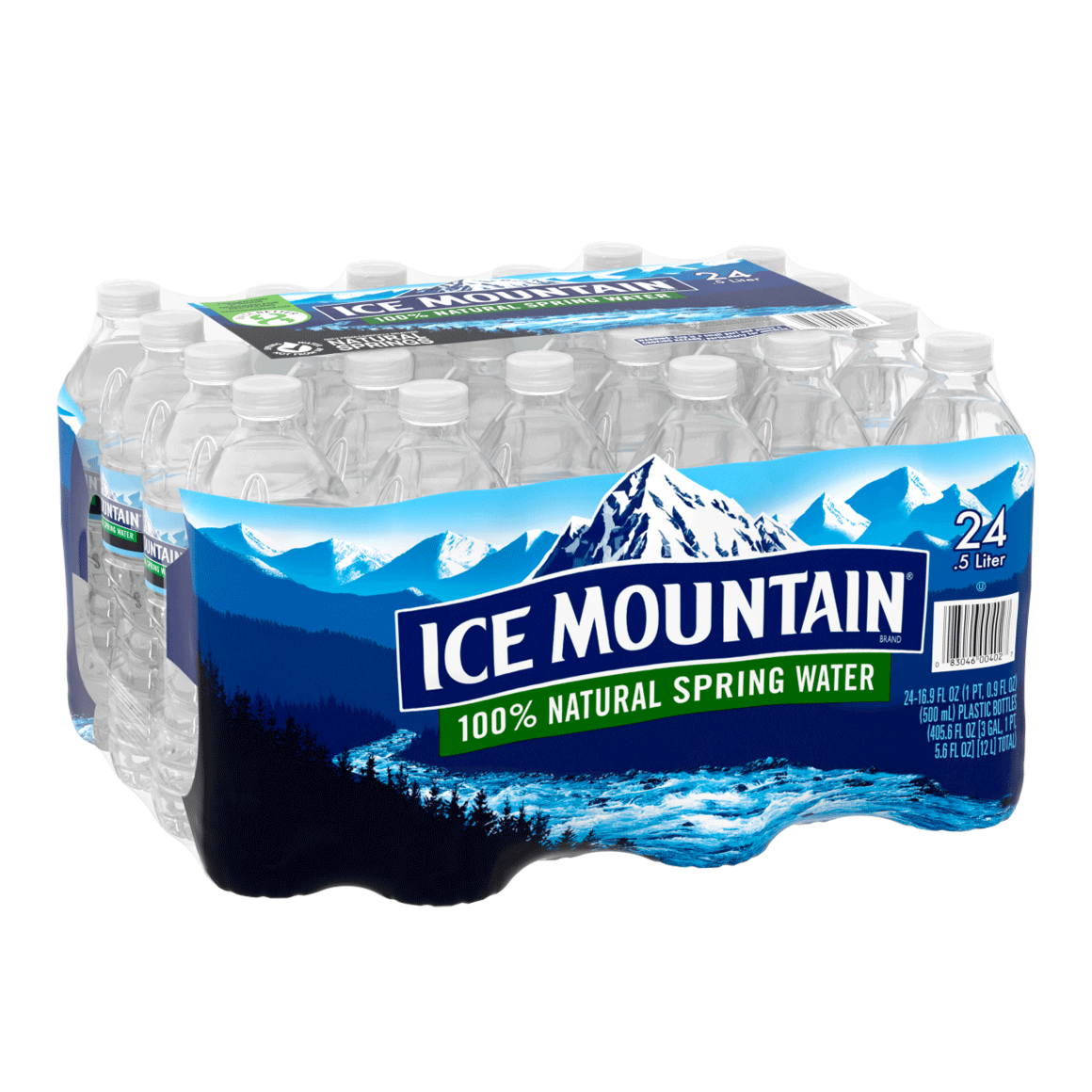 Ice Mountain® 100% Natural Spring Water Image1