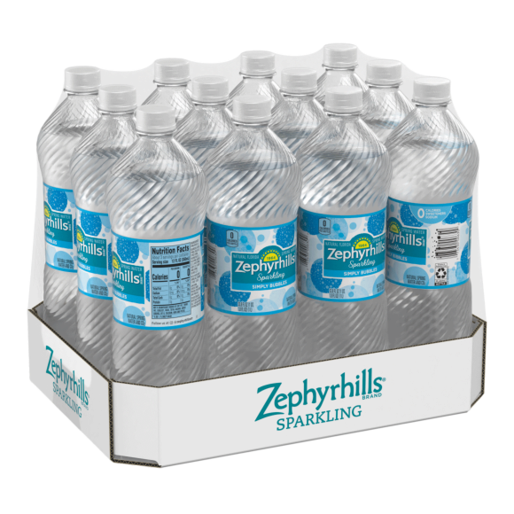 Zephyrhills® Simply Bubbles Sparkling Water