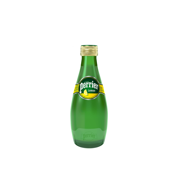 Perrier® Carbonated Mineral Water - Lemon