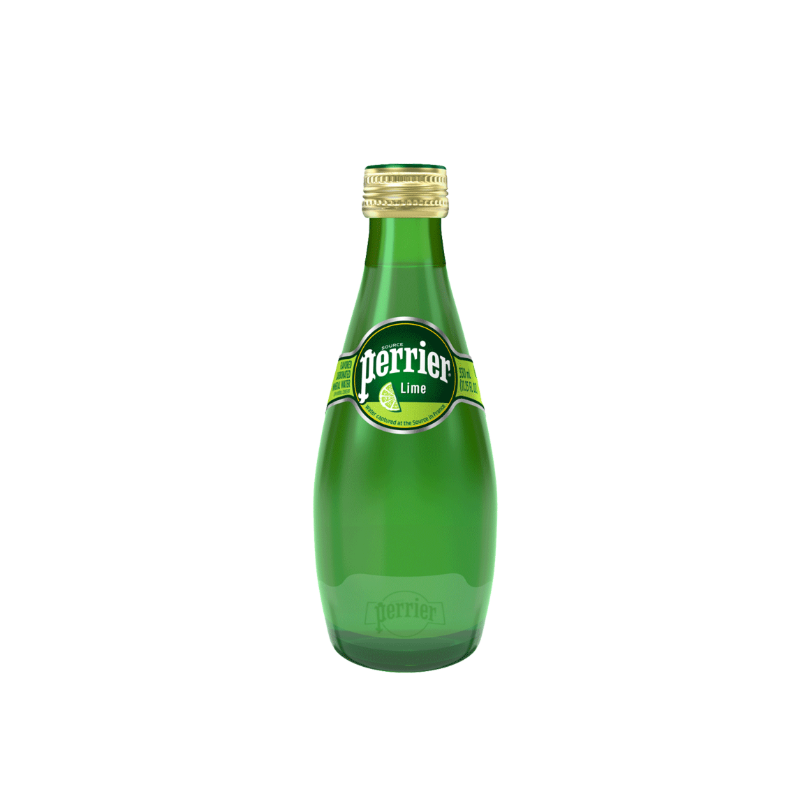 Perrier® Carbonated Mineral Water - Lime Image2