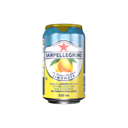 Sanpellegrino® Sparkling Fruit Beverages - Limonata / Lemon