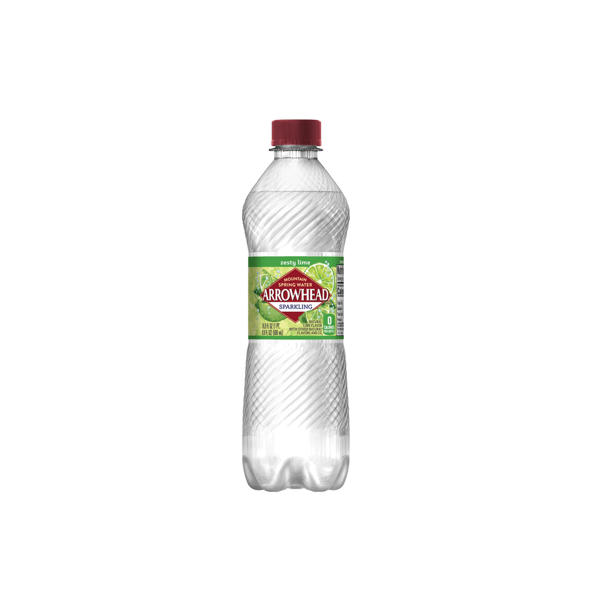 Arrowhead® Brand Sparkling 100% Mountain Spring Water - Rainbow Flavored Variety Pack Image3