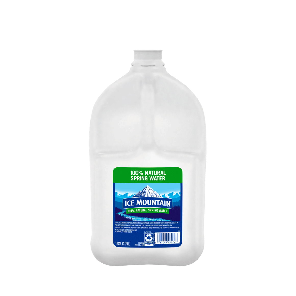 Ice Mountain® 100% Natural Spring Water with Handle Image2