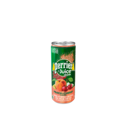 Perrier® & Juice Sparkling Carbonated Mineral Water - Peach & Cherry