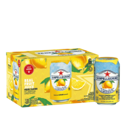 Sanpellegrino® Sparkling Fruit Beverages - Limonata/Lemon