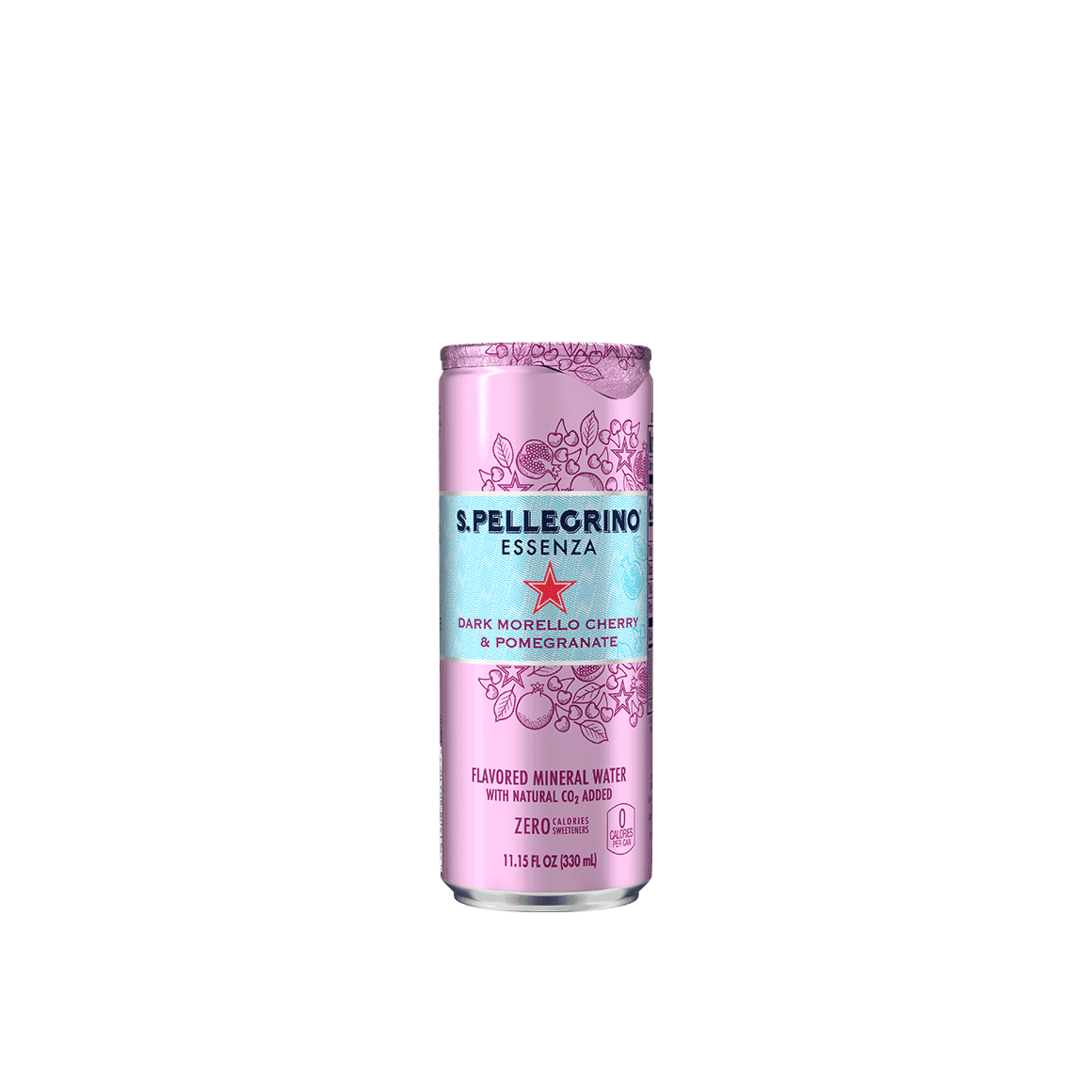 S.Pellegrino® Essenza™ Sparkling Natural Mineral Water - Rainbow Image2