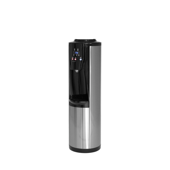 The Allure Series™ Hot & Cold Stainless Steel Water Cooler (No Spill)