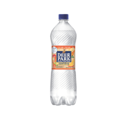 Deer Park® Brand Sparkling 100% Natural Spring Water - Orange Mango