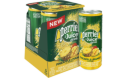 Perrier® & Juice Sparkling Carbonated Mineral Water - Pineapple & Mango