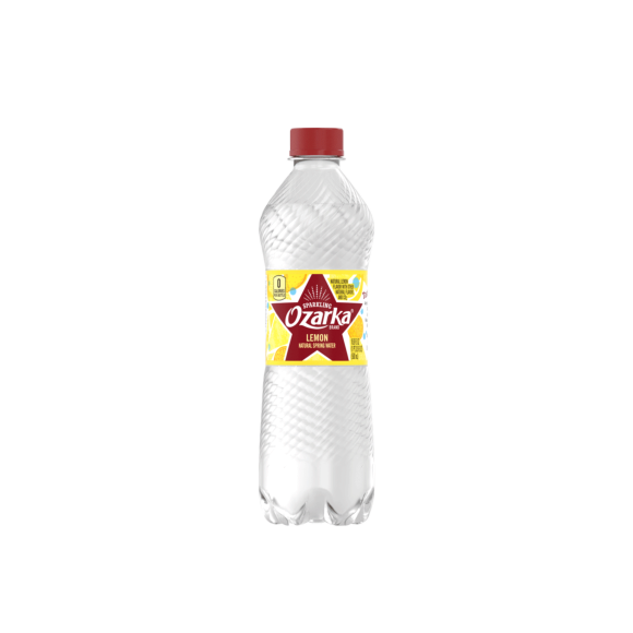 Ozarka® Lively Lemon Sparkling Water