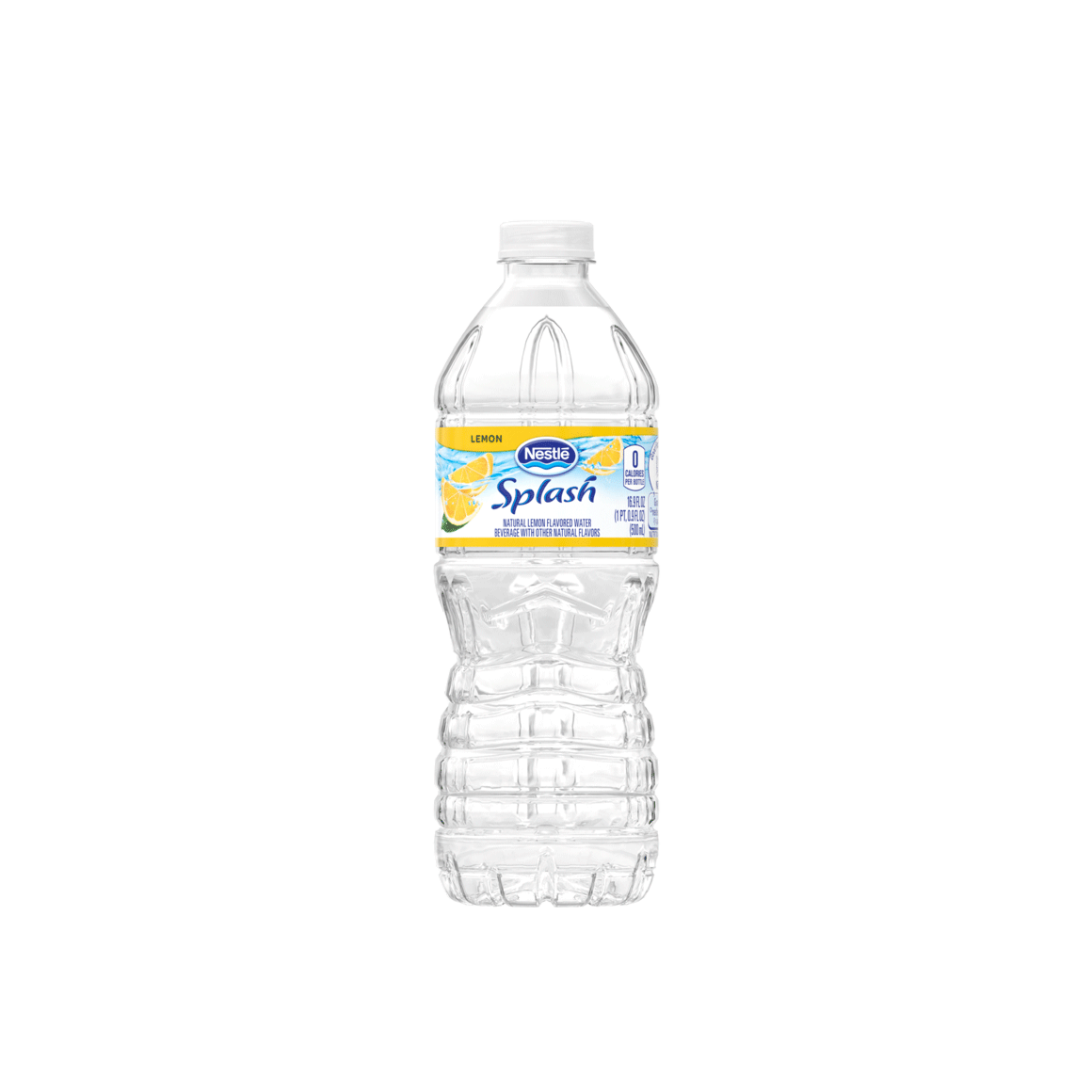 Nestlé® Splash Lemon Flavored Water Image2